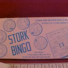 1957 STOCK BINGO FOR YOUR STORK SHOWER PARTY