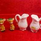 VINTAGE LOT OF SALT & PEPPER SHAKER
