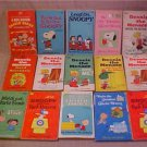 15 CHARLIE BROWN & DENNIS THE MENACE PAPERBACK BOOK