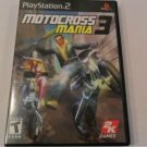 PLAYSTATION 2 GAME MOTOCROSS 3 MANIA