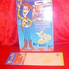 MIP DISNEY TOY STORY 2 STENCIL AND STAMP SET