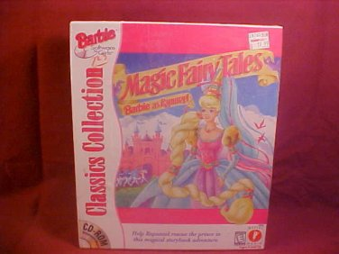 MIB BARBIE MAGIC FAIRY TALES CD-ROM