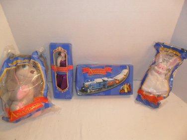 1997 MIP Lot Of 4 Anastasia Toys