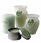 Green Tea and Ginger Essential Blend Candle