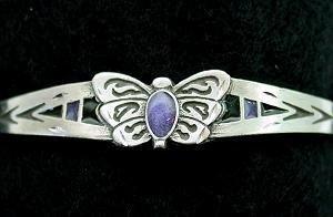 Biomagnetic Bracelet - Butterfly