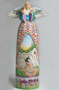 "Jim Shore ""Resurrection Figurine"""