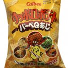 Sapporo Potato ...barbecue flavor / small bag (Calbee)