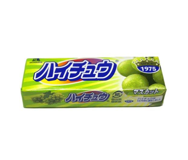 Morinaga Hi-chew -- Green Grape -- small pk