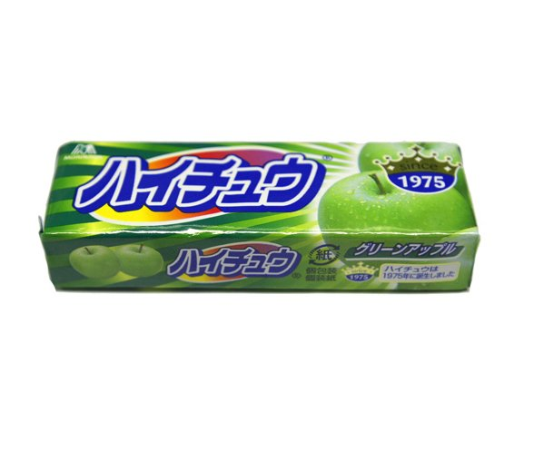 Morinaga Hi-chew --  Green Apple -- small pk