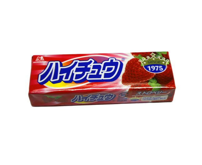 Morinaga Hi-chew -- Strawberry -- small pk