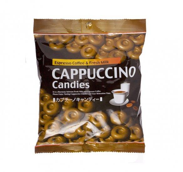Espresso Coffee & Fresh Milk Cappuccino Candies