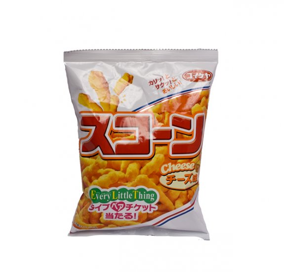Scorn Cheese flavor Japanese snack-Koikeya