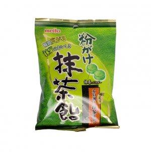 Meito- Green tea candy. Matcha