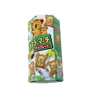 Lotte Koala Shaped Chocolate Filled Biscuits