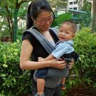 Patapum Baby Carrier Blue