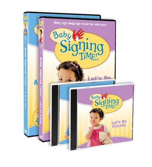 Baby Signing Time Vol. 3-4 DVD Gift Set