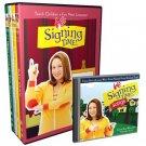 Signing Time Vol. 10-13 DVD Gift Set