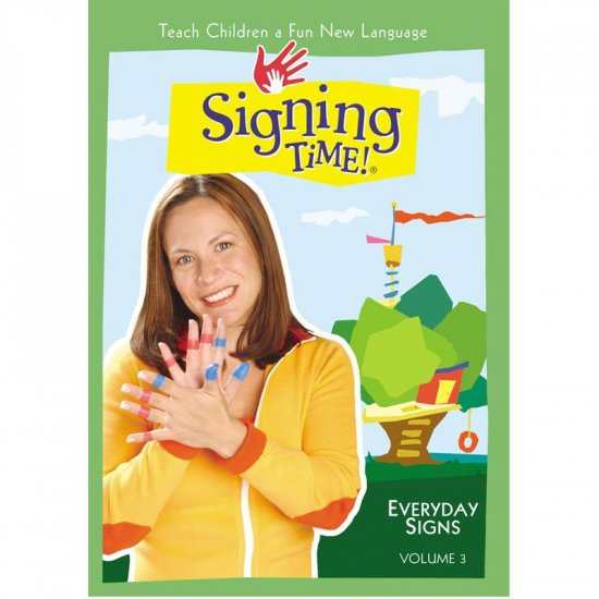 Vol. 3: Everyday Signs - DVD
