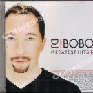 DJ BoBo GREATEST HITS 2006 2 CD Edition Euro Dance NEW!