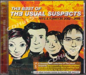 Usual Supects HITS & REMIXES 2002-2006 2 CD Euro Dance