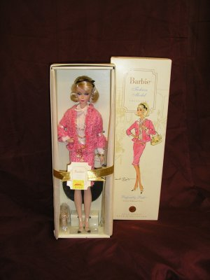 BARBIE Preferably Pink SILKSTONE Limited Edition DOLL MIB