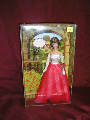 BARBIE Campus Sweetheart REPRO 1965 Gold Label DOLL