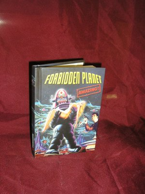 Robby The Robot FORBIDDEN PLANET Mini-Size JOURNAL