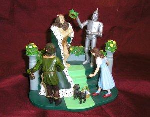 Dept. 56 KING OF FORREST Wizard Of Oz FIGURINE SET