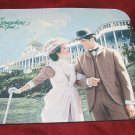 Chris Reeve SOMEWHERE IN TIME Mousepad JANE SEYMOUR