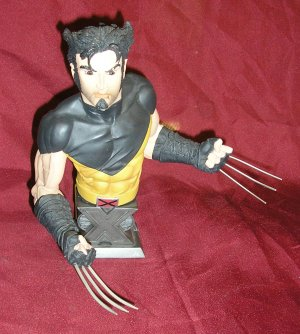 Diamond Select WOLVERINE Ultimate BUST X-Men MARVEL