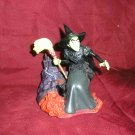 Wizard Of Oz WICKED WITCH Tabletop FIGURINE Kurt Adler