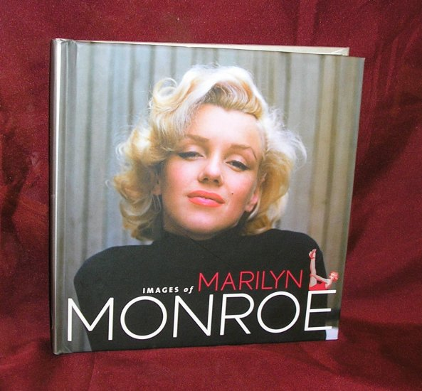Images of MARILYN MONROE Mini-Sized BOOK High-Quality
