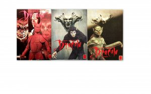 HORIZON BRAM  STOKER DRACULAS   MODEL KITS