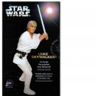 POLYDATA STAR WARS LUKE SKYWALKER MODEL KIT