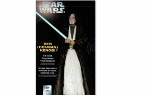 POLYDATA STAR WARS BEN (OBI-WAN ) KENOBI MODEL KIT