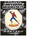 HORIZON MARVEL UNIVERSE SPIDERMAN MODEL KIT