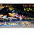 POLAR LIGHTS KING KONGS THRONESTER MODEL KIT