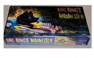 POLAR LIGHTS KING KONGS THRONESTER MODEL KIT