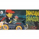 POLAR LIGHTS  DRACULA   DRAGSTER MODEL KIT