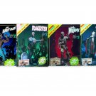 WALMART EXCLUSIVES SET  FRANKENSTEIN ,DRACULA ,MUMMY,WOLFMAN  MODEL KITS