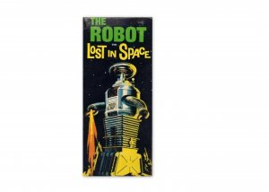 POLAR LIGHTS LOST  IN SPACE ROBOT MODEL KIT