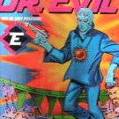 Playing Mantis  1998  CAPTAIN ACTION FIGURE AS DR.EVIL