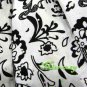 THAI SILK HAND SHOULDER BAG WHITE HIPPIE GYPSY HOBO / B123