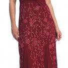 Black Red Formal Evening Dress Prom Dress Black Military Ball Gown | DiscountDressShop.com 1981CE