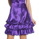 Purple Bubble Dress Cocktail Discount Purple Empire Waist Dress | DiscountDressShop.com 2158JU