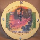 Casablanca Wall Clock, Bogart, Bergman, Henreid, Item # 04-0010010060010