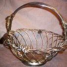 Godinger Silver Grape and Vine Wire Basket, Item # 04-0010010060009