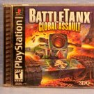 BattleTanx Global Assault, PlayStation, Item # 09-001001060003