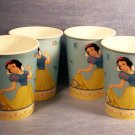 Set of 4, Disney's Snow White Plastic Drinking Cups, Item # 08-001004060018
