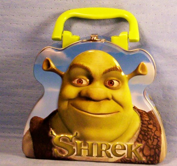 Shrek, Metal Snack Carrier, Item # 08-001005060019